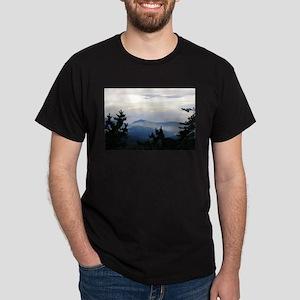 Smoky Mountain Sunrise Dark T-Shirt