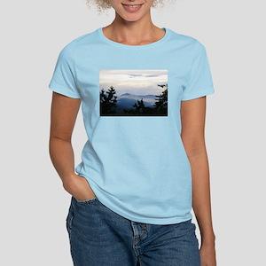 Smoky Mountain Sunrise Women's Light T-Shirt