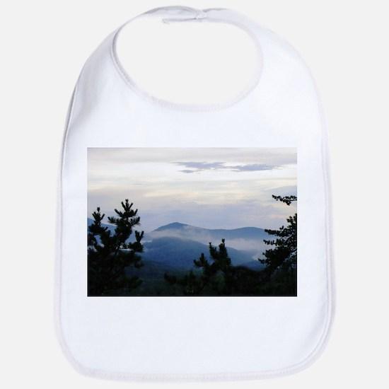 Smoky Mountain Sunrise Bib