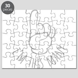 Im This Many One Birthday Puzzle