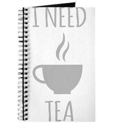 I Need Tea Journal