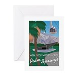 Wish You Were Here: Palm Springs Greeting Cards