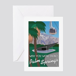 Wish You Were Here: Palm Springs Greeting Card