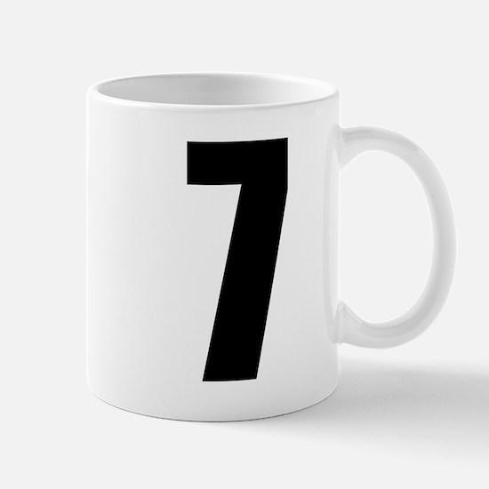 Number Seven - No. 7 Mug