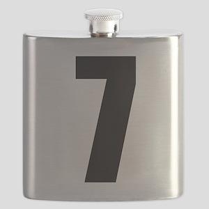 Number Seven - No. 7 Flask