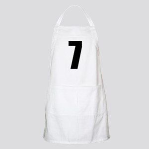 Number Seven - No. 7 Light Apron