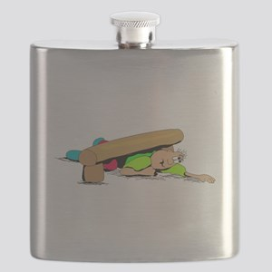 Obstacle Course Flask