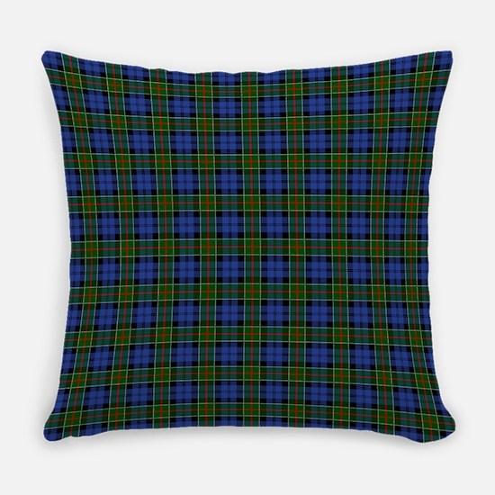 Colquhoun Scottish Tartan Everyday Pillow