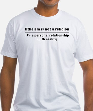 Personal Relationship With Reality Shirt