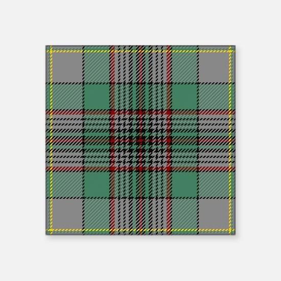 Craig Scottish Tartan Sticker