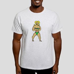 Female Bodybuilder T-Shirt