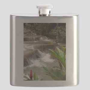 Tropical Falls Flask