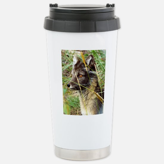 Watchful Fox Travel Mug