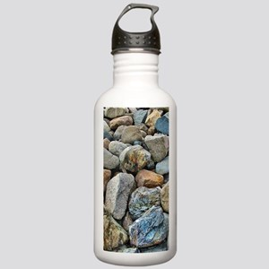 Beach Rocks Stainless Water Bottle 1.0L