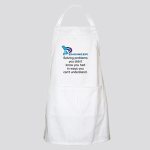 ENGINEERSolving problems you didn't know you Apron