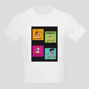 Balance Beam Quartet T-Shirt