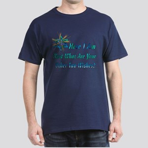 Home For Hanukkah Dark T-Shirt