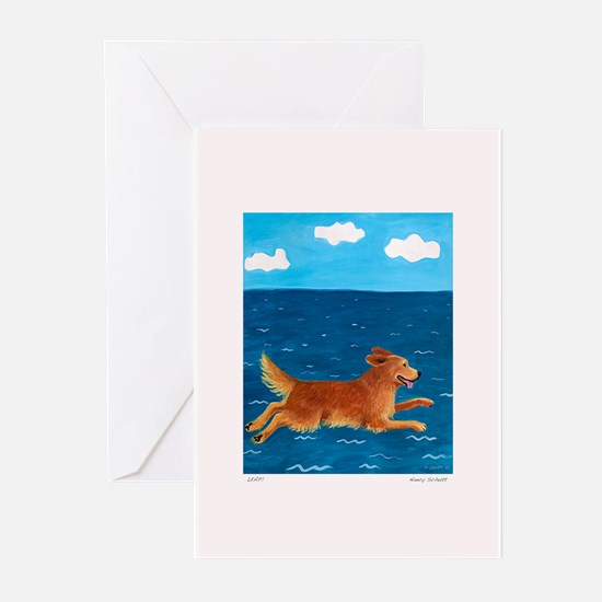 Cool Dog Greeting Cards (Pk of 10)