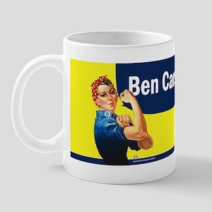 Ben Carson Can Do It Mug