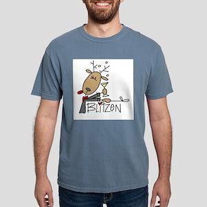 Blitzen Reindeer T-Shirt