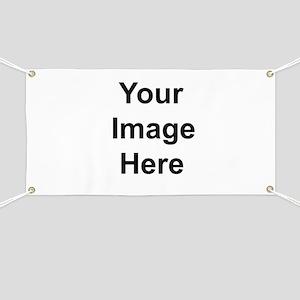 Mens Apparel Image on Back Banner