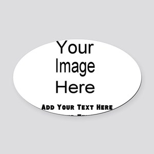 Cafepress Template for Holiday Occasion Gifts Oval