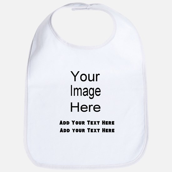 Cafepress Template for Holiday Occasion Gifts Bib