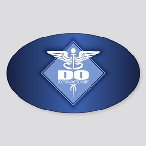 DO (diamond) Sticker