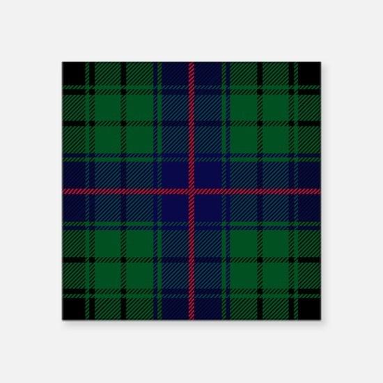 Davidson Scottish Tartan Sticker