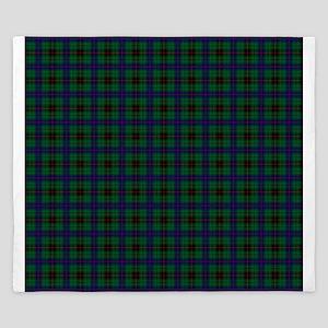 Davidson Scottish Tartan King Duvet