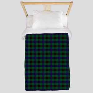 Davidson Scottish Tartan Twin Duvet