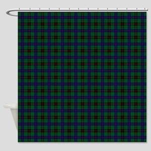 Davidson Scottish Tartan Shower Curtain