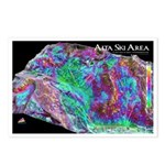 Alta Ski Area Postcards (Package of 8)