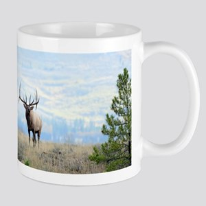 Rocky Mountain Elk Mugs