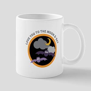 Moon & Bat Mugs