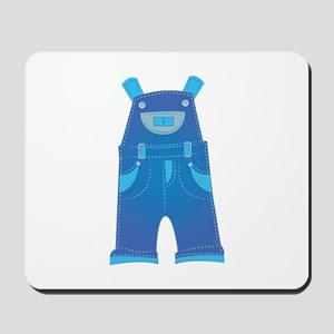 Overalls Mousepad