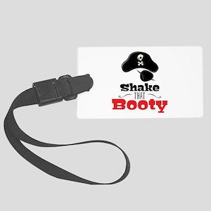 Shake That Booty Luggage Tag