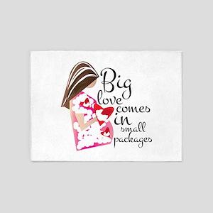 Big Love 5'x7'Area Rug