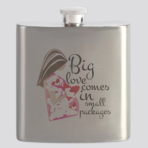 Big Love Flask