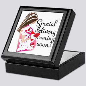 Special Delivery Keepsake Box