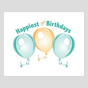 Happiest Of Birthdays Posters