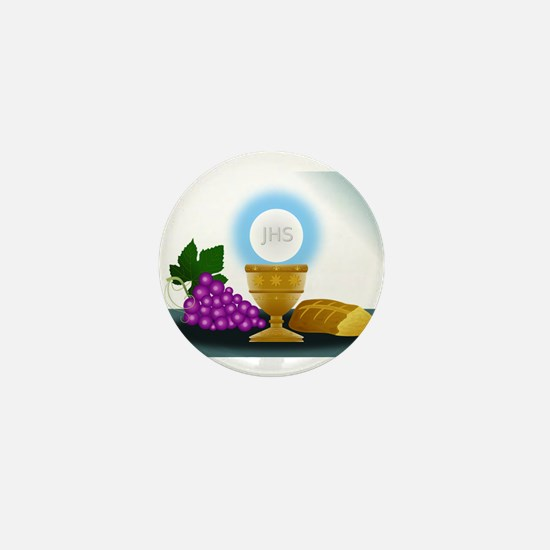 eucharist Mini Button