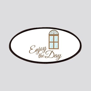 Enjoy The Day Patch