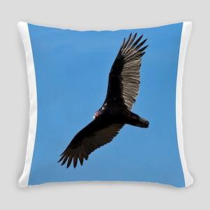 Turkey vulture Everyday Pillow