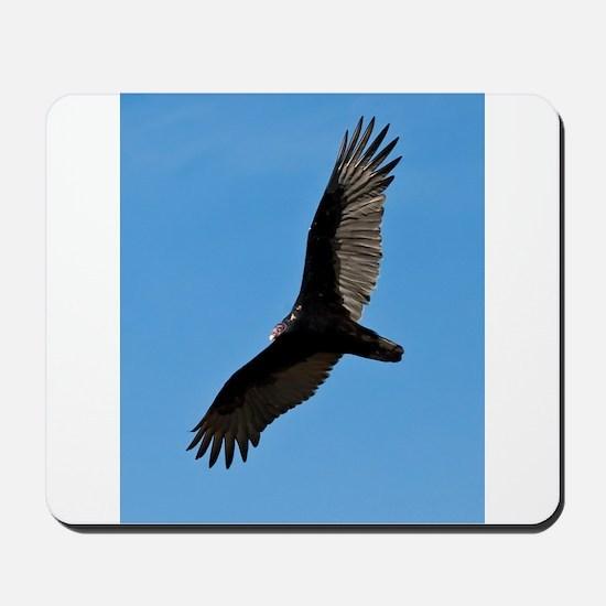 Turkey vulture Mousepad
