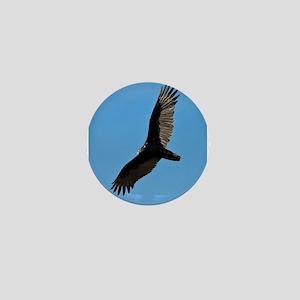 Turkey vulture Mini Button
