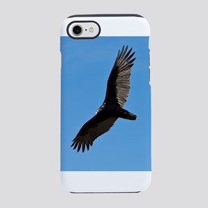 Turkey vulture iPhone 8/7 Tough Case