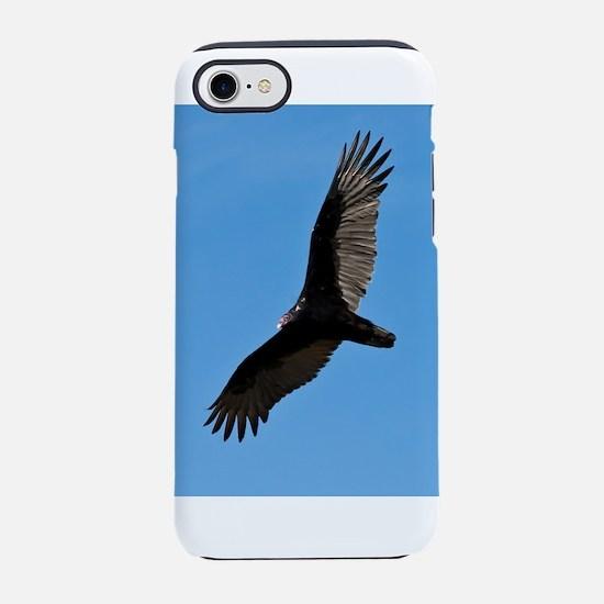 Turkey vulture iPhone 8/7 Tough Case