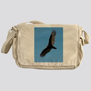 Turkey vulture Messenger Bag