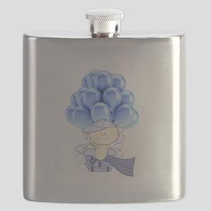 It's A Boy Flask